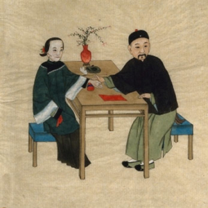 image of Traditional Chinese Medicine practitioner
